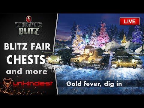 🎪WoT BLITZ FAIR 20 000 gold is gone || USELESSSSSSSSSSSSSSSSS 💩