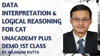 Unacademy Plus Demo 1st Class - Nilanjan Dutta