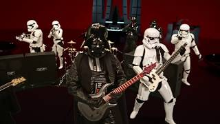Galactic Empire - March Of The Resistance (official Music Video)