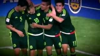 MEXICO [4]  vs  CHILE  [1]  WORLD CUP SUB-17