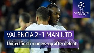 Valencia vs Manchester United (2-1) | UEFA Champions League Highlights