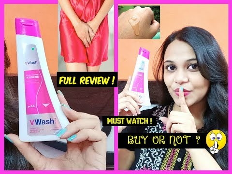 V WASH Feminine Hygiene Wash HONEST REVIEW (Hindi)| How to use?खुजली,जलन और संक्रमण से बचाये वी वाश?