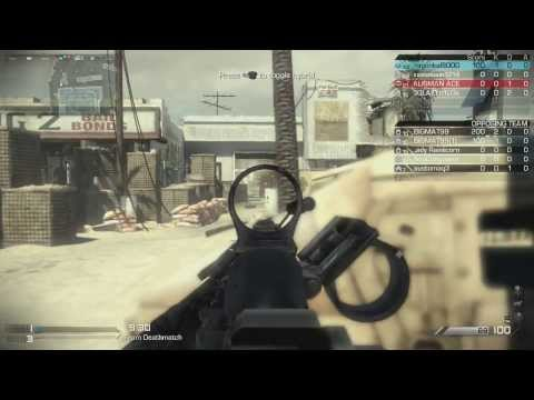 Call of Duty Ghosts - TDM - Octane (12/28/2013) - (75-38) - ***