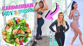 Download Trying The Kardashians Diet & Workouts for A Week! Video