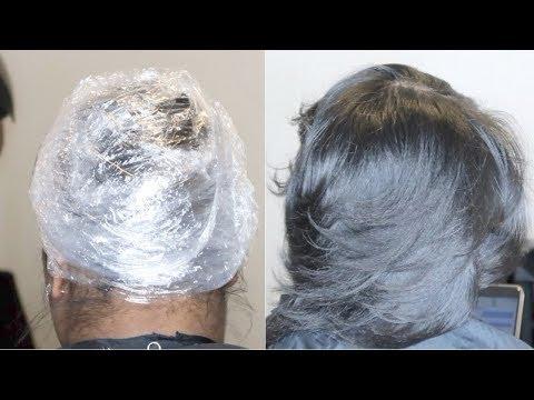 Silk Wrap + Combating Dry Natural Hair #SalonWork
