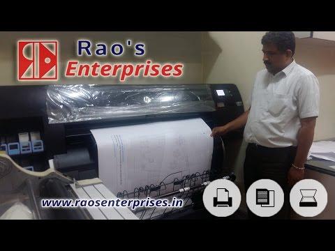 Cad Plotting Drafting Jumbo Photocopy Lamination A2 A0 Document Scanning Vijayanagar Bengaluru