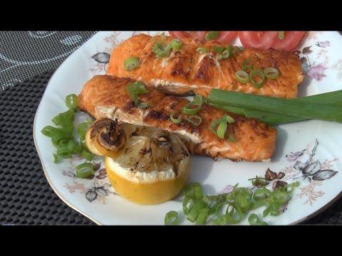 Простые блюда из форели рецепты с фото