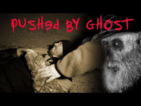 I WAS PUSHED BY A GHOST - HAUNTED GETTYSBURG BATTLEFIELD - 24 HOUR OVERNIGHT CHALLENGE