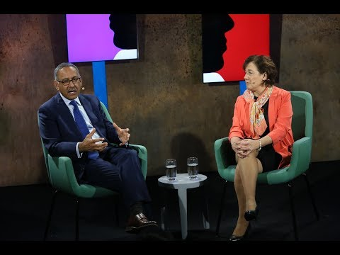 Mindy Lubber & Mehmood Khan: Changing Corporate Behavior on Climate | #WTFuture