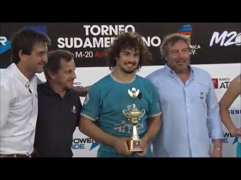Manuel Ardao dynamic man of the match performance vs Chile U20