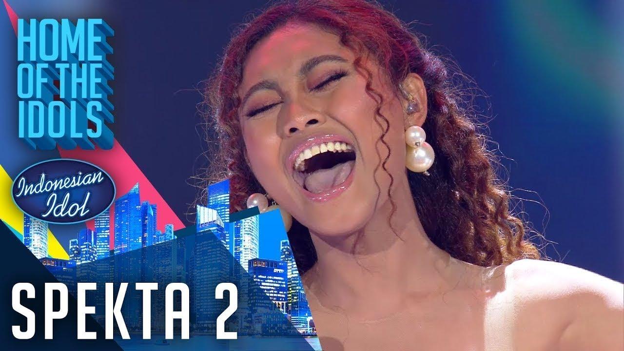Download NOVIA - SPEECHLESS (Naomi Scott) - SPEKTA SHOW TOP 14 - Indonesian Idol 2020 MP3 Gratis