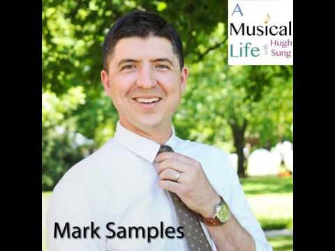 Musicologist Mark Samples
