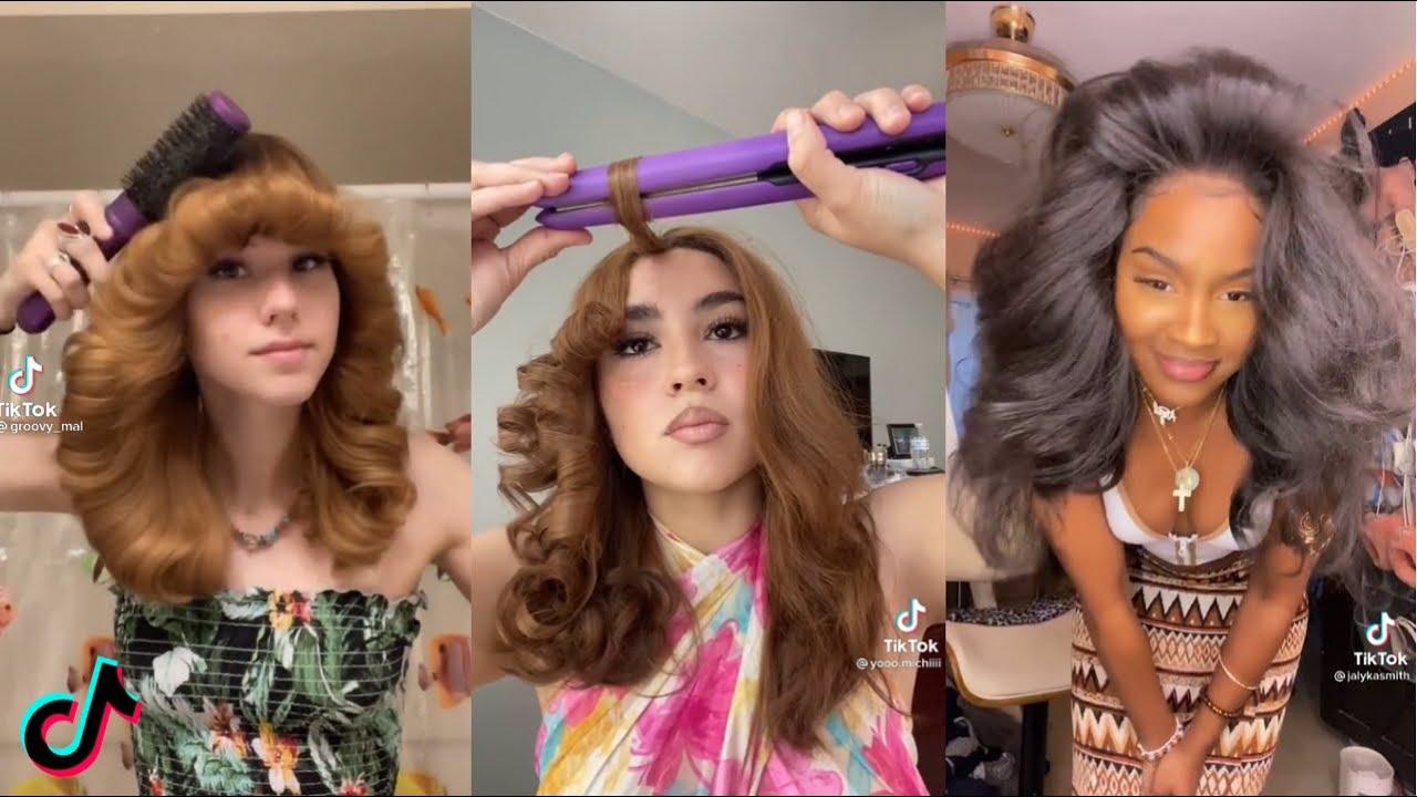 70s Hair | TikTok Challenge