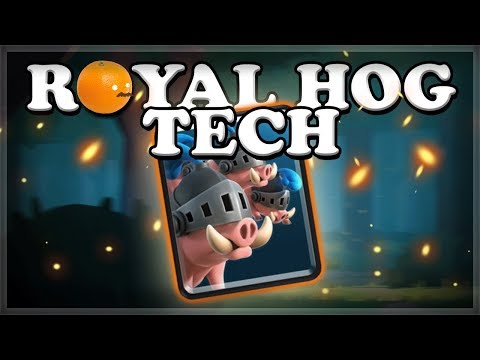 How to Use & Counter Royal Hog Card for New June Update | Sneak Peek #1 | Clash Royale 🍊