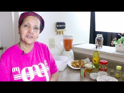African Food/Cooking - How to Make Jollof Rice - የጆሎፍ ራይዝ አሰራር