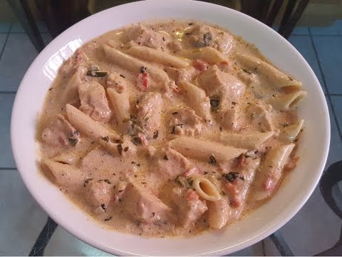 How to make New Orleans Chicken Pasta