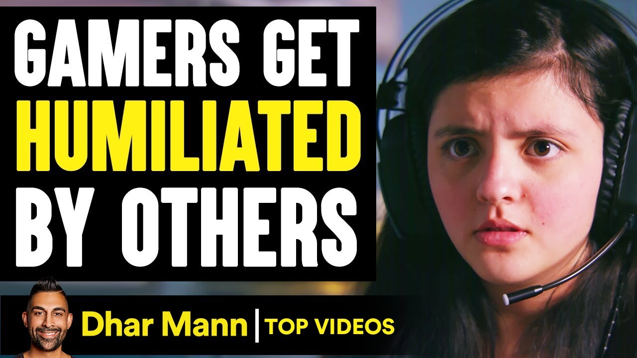 GAMERS Get HUMILIATED By Others, What Happens Is Shocking | Dhar Mann