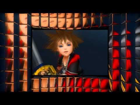 KINGDOM HEARTS 3D Jump Festa 2012 long Ver.
