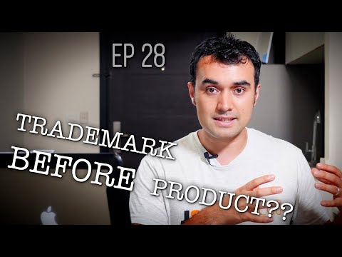 Should I trademark my brand name while I'm still searching for my product?? - ASK JUNGLE SCOUT EP 28