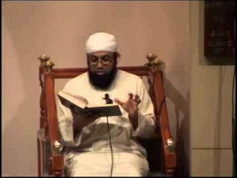 Yusuf Badat - Hadith Halaqah Series - Riyad as-Saliheen - Brevity in Preaching [Jan.16, 2013]
