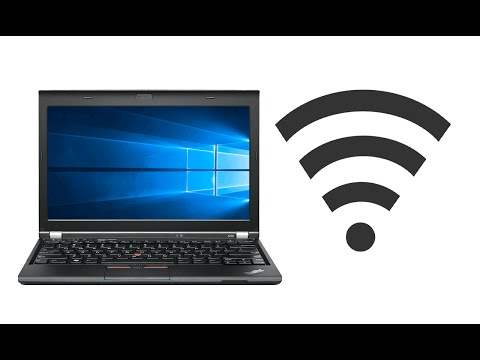How to Turn Your Windows 10 Laptop into a Wi Fi Hotspot - AdHoc