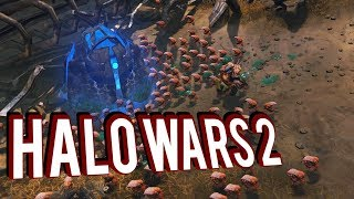 Halo Wars 2 : Awakening The Nightmare - NEW Leaders Voridus