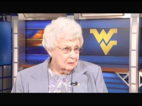 West Virginia University presents Title IX Trailblazer Kittie Blakemore