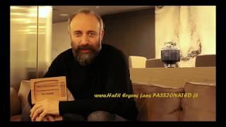 Halit Ergenc...''Best actor award'' Bilkent University 4/1/2018