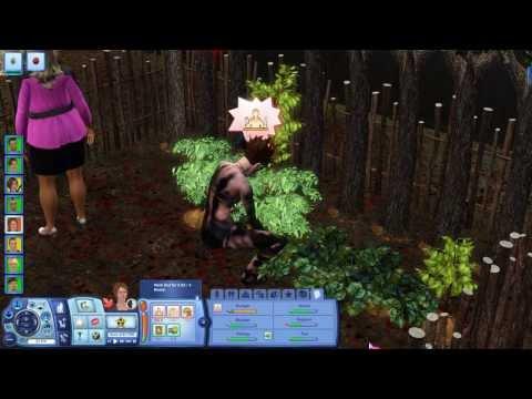 The Sims 3 - Desafio do Hospício Insano (Ep. 6) - Raios me partam!