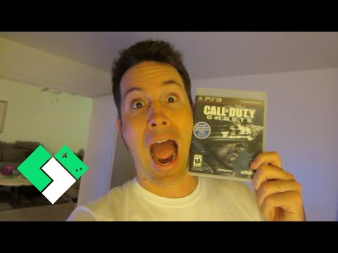 CALL OF DUTY GHOSTS IS HERE! (11.5.13 - Day 585) | Clintus.tv