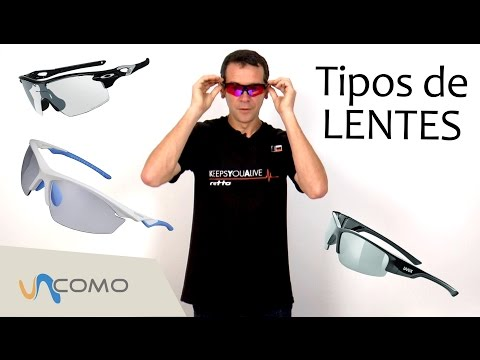 Elegir gafas para ciclismo