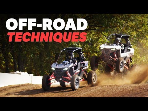 6 Techniques That Will Make You A Better Off-Road Racer