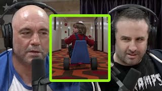 "Joe Rogan Talks About ""The Shining"" Moon Landing Conspiracy Theory"