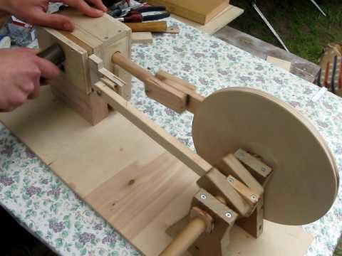 Nathan's Wooden Air Engine