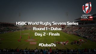 We're LIVE for day two of the HSBC World Rugby Sevens Series in Dubai #Dubai7s