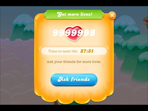 How to hack unlimited lives of CANDY CRUSH JELLY SAGA in windows 8,8.1,10 updated!!!