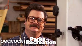 The Swanson Code - Parks and Recreation