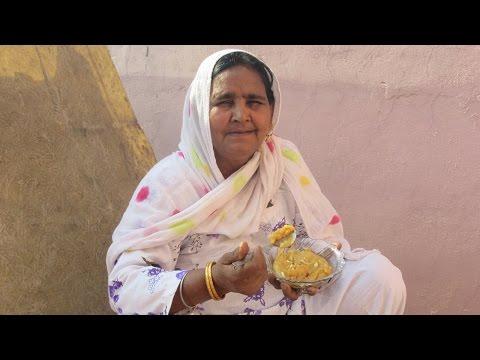 Besan ka Halwa ❤ Grandma's Recipes ❤ Besan ka Halwa Recipe