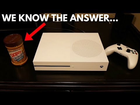 Xbox One vs Peanut Butter... WHICH IS BETTER?? (Not what you think...)