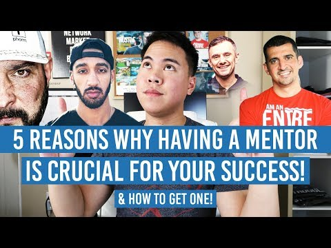 5 REASONS Why Having A MENTOR Is CRUCIAL For Your SUCCESS! And How To Get One! (+GIVEAWAY WINNERS)