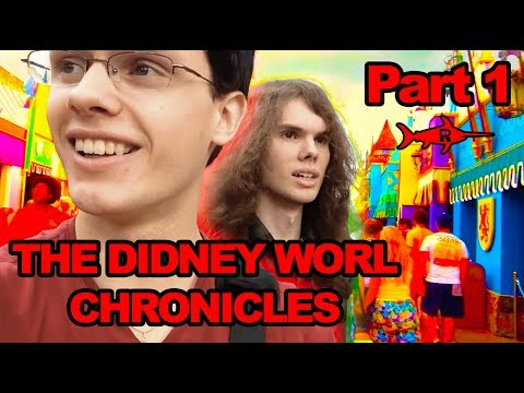 VLOG - The Didney Worl Chronicles: Part 1