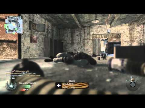 Black Ops: AUG vs Famas and Why PSN is Down!