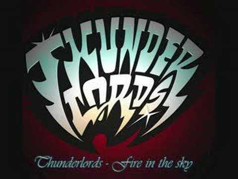 Thunderlords - Fire in the sky