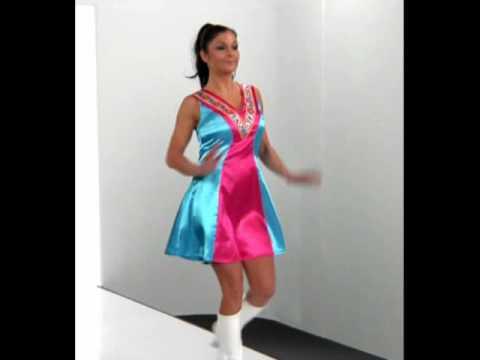 70's Satin Go Go Girl Dress Ladies Fancy Dress Costume
