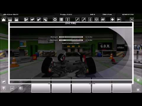Street Legal Racing Einvagen custom running gear & engine