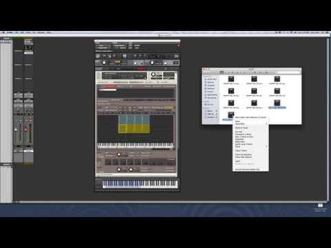 How to Set up Native Instruments Kontakt 5 to Trigger Drum Samples