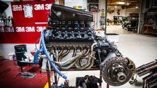 Engine Extraction: McLaren F1 - Jay Leno's Garage