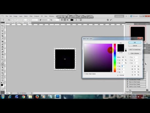 Cara Membuat Favicon blog dengan Photoshop CS5