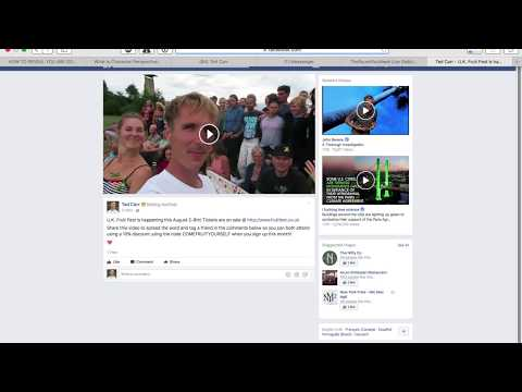 How to Change a Facebook Video Thumbnail - 2017