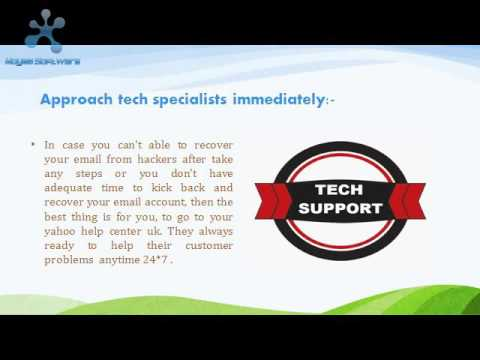 How to Fix issues Hacked Yahoo Account 1